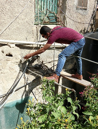 Strengthening the Capacity of Water Service Management in Jenin Municipality (Palestine)