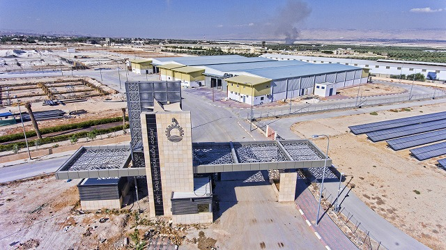 Jericho Agro-Industrial Park Project (Palestine)